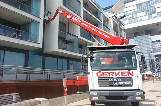 Fassadenreinigung Aachen