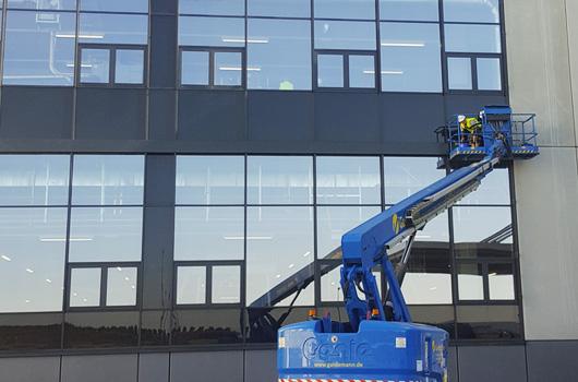 Fensterreinigung Aachen