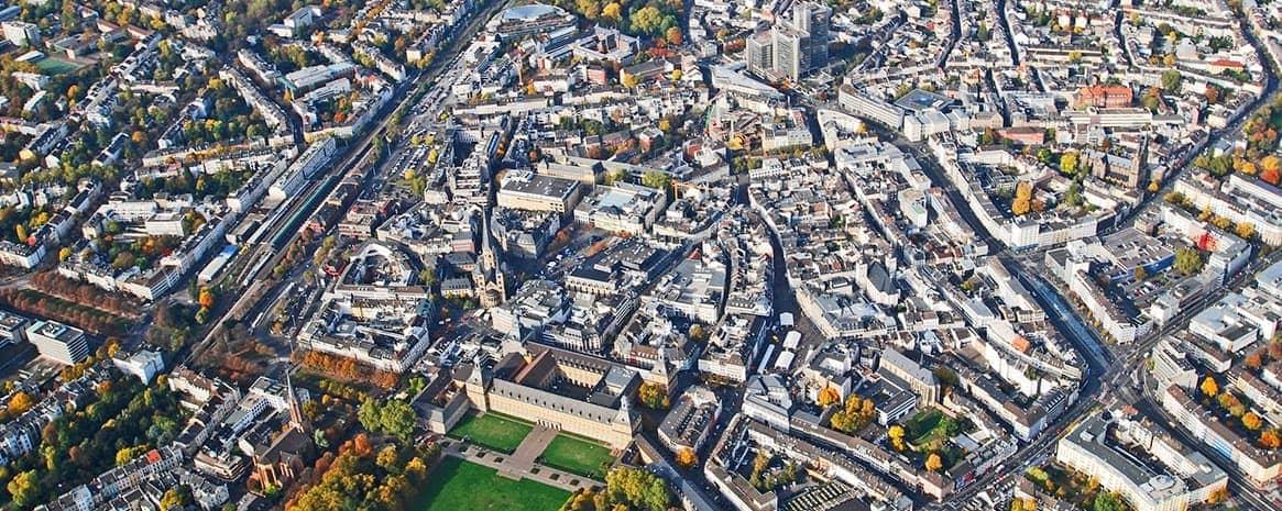 Einsatzgebiet Bonn